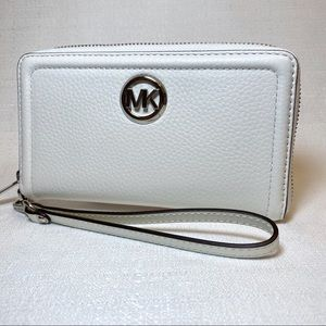 Michael Kors Large Fulton Phone Wallet Wristlet